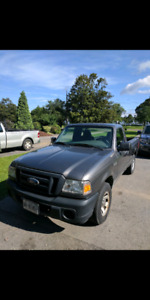 2008 Ford Ranger for sale with contractors Cap