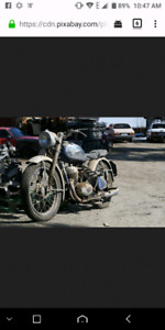 Project Motorcycle wanted