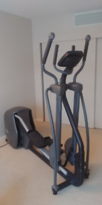 Gym Equipment (Elliptical, Treadmill and Recumbent Bicycle)