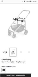 Uppababy Adapter