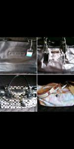 $60 Real Coach handbags! purses/satchel Rare Display Models