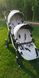 Double Baby Jogger City Select