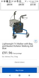 Tri walker new in box