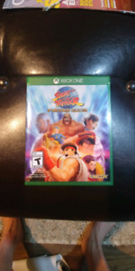 Street fighter 30th edition. New with receipt. $50 obo