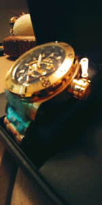BRAND NEW LIMITED EDITION INVICTA AUTOMATIC