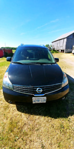2007 nissan quest leather dvd
