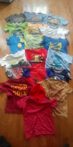 Boys Size 5 lot of summer clothes