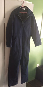 Insulated coveralls - used but still has lots of use left