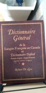 ancien dictionnaire BELISLE Français Anglais année 50 i