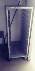 Used Commercial Baking Rack