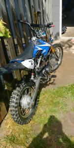125 Dirt Bike