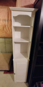 White cabinet for sale!