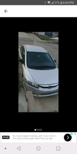 2010 honda civic dx vin number in the ad