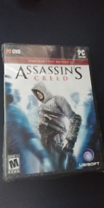 Assassin's Creed PC DVD Director's Cut Edition - 2008