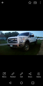 2011 King Ranch F350 Modded. MUST READ