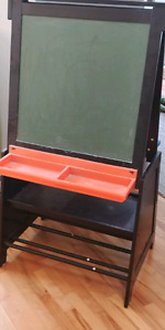 Wooden easel from Costco