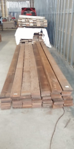 Red Pine Clear Grade Rough Lumber Thermal Treated