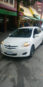2007 Toyota Yaris low km's $5500