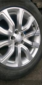 Genuine Land Rover Alloy Wheels 18inch