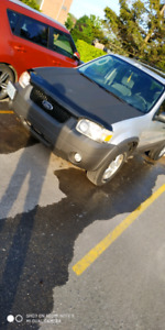 Ford escape 07 XLT As is