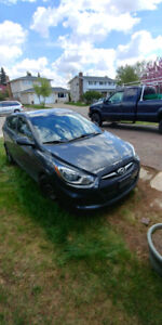 2012 Hyundai Accent Hatchback, very very low K