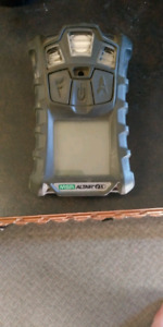 Msa Altair 4x gas detection monitor