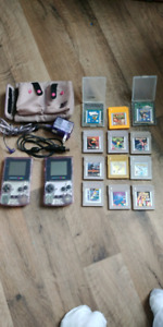 Gameboy color package