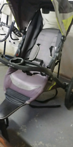 Running stroller, kept in excellant condition.