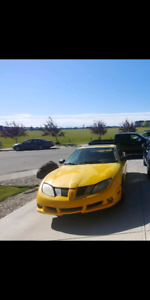 2003 sunfire with car stater