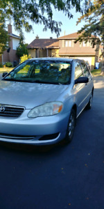 Toyota Corolla 2007 quick sell $3995 only