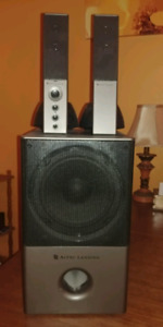 Altec Lansing Computer Speakers with Subwoofer VS4121
