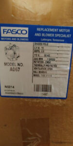 BRAND NEW Fasco A067 Inducer Blower Motor RFB330 ICP