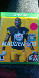 MADDEN NFL 19 XBOX ONE Sealed