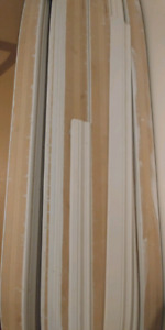 Painted Baseboards and trim for sale- all NEW