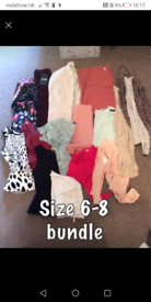Bundles of ladies clothes sizes 6-10