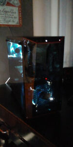PC GAMER MID-RANGE  ( 6 COEURS ) 6 X 4.1 GHZ + SSD + HDD + JEUX