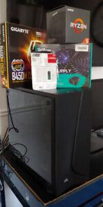 PC GAMER NEUF, 12 COEURS + 16GB DDR4 + SSD + 1TB + GTX 1060 6GB
