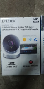 NEW Sealed D-Link 2570L Outdoor Camera
