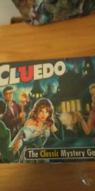 Cluedo brand new