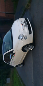 Fiat 500 lounge 1.3multijet diesel 2008 white low mileage