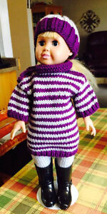 """18"""" Maplelea, American Girl, Our Generation, Sophia doll clothes Kitchener / Waterloo Kitchener Area image 2"""