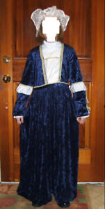 Youth Size 14/16 (large) Medieval Costume Dresses