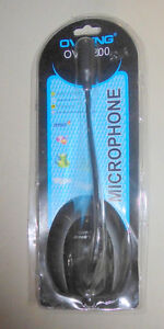 2 Ovlong microphone (new in package) $ 10 each Kitchener / Waterloo Kitchener Area image 2