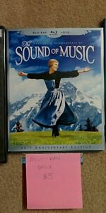 SOUND OF MUSIC Blue-Ray