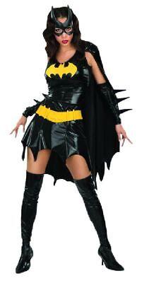 Sexy Damen Batman Film Kostüm Batgirl   Karneval