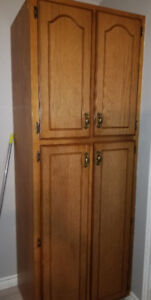 Kitchen Cabinets Good Condition