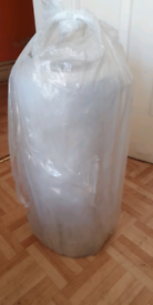 Clear Garment Dress Clothes Covers Protector Bags Jumbo Roll.