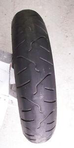 Pneu avant radial Bridgestone Battlax BT 014f 120/70 ZR17