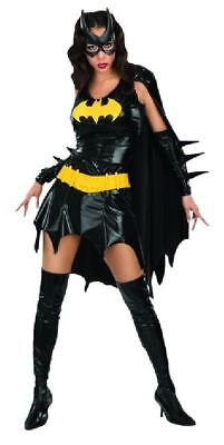 Original Deluxe sexy Batgirl Karneval-Kostüm, Gr. 38 - Batgirl Kostüm Sexy