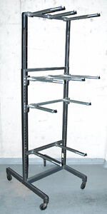 COMMERCIAL CLOTHES RACK